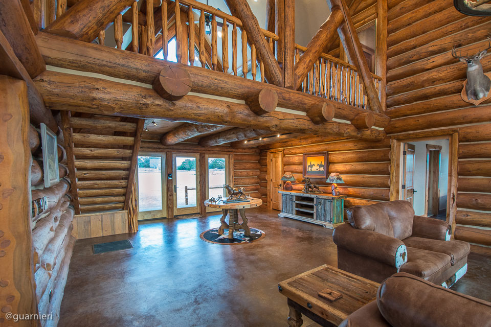 About southwest log homes