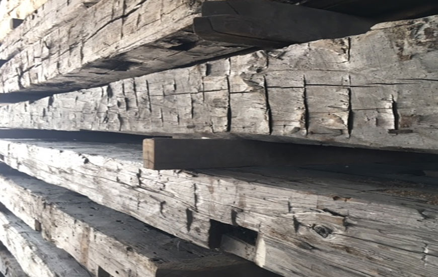 Hand hewn timber southwest log homes